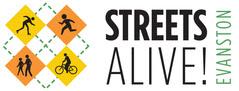Streets Alive logo short