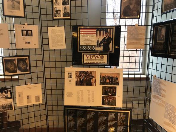 VFW exhibit