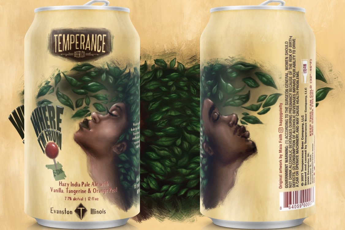 Temperance beer Where I'm From