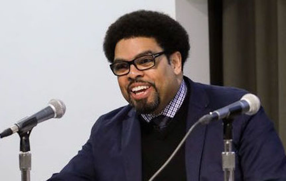 Dr. Darrick Hamilton, economist and head of the Institute for the Study of Race, Stratification and Political Economy at the New School in New York City