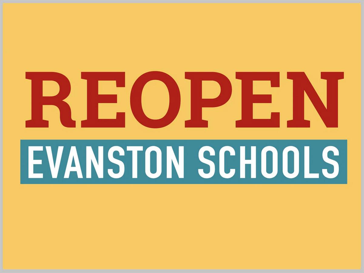 Reopen Evanston Schools