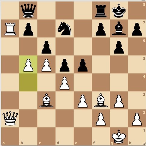 Rank and file chess Norway