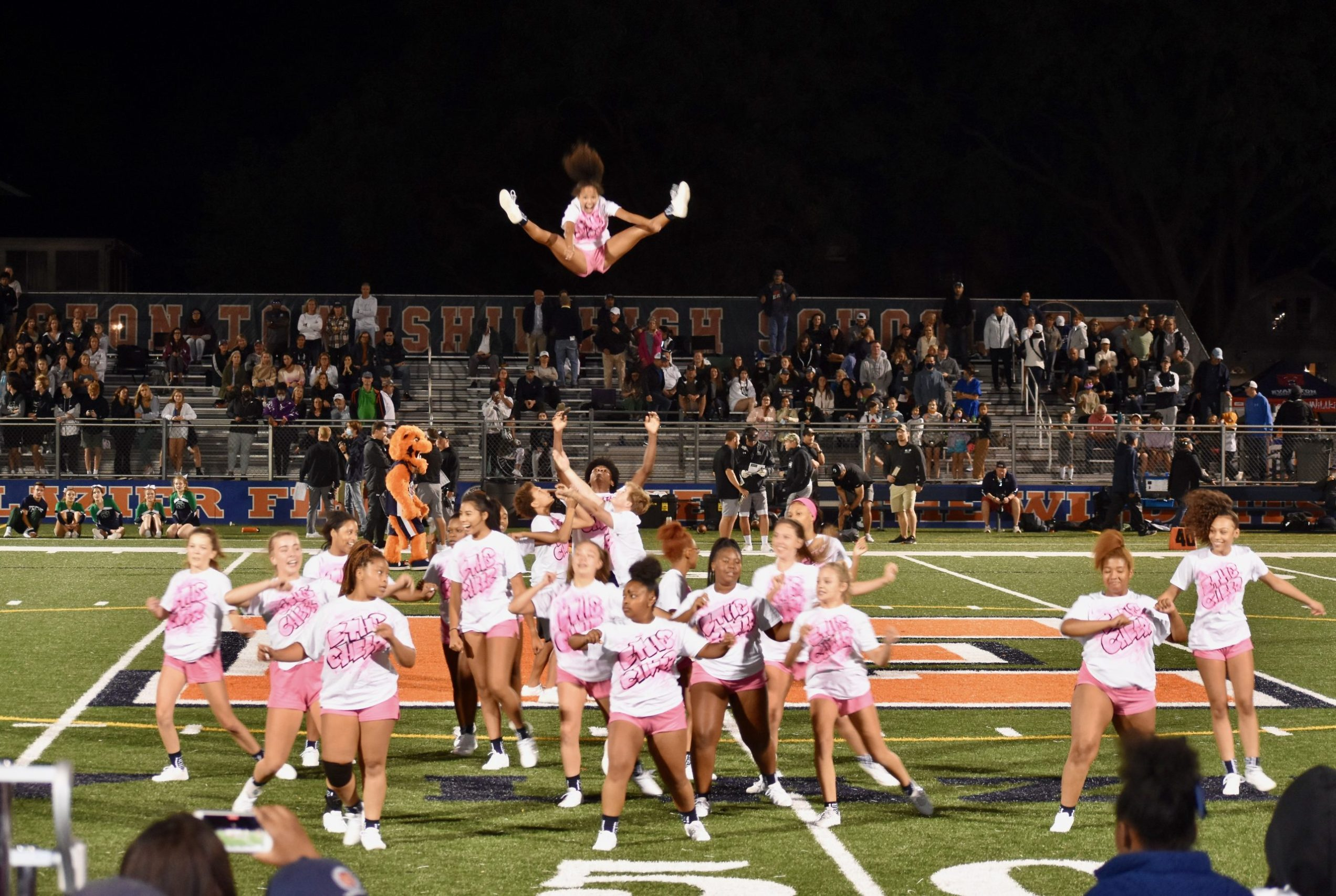 ETHS Homecoming photos