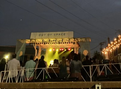 Out of Space concert