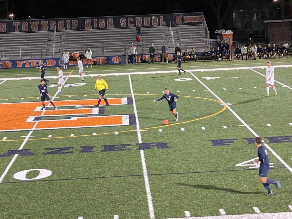 ETHS boys soccer