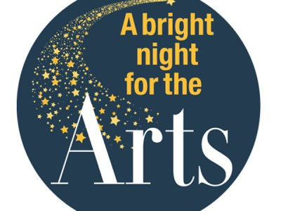 A bright night for the arts