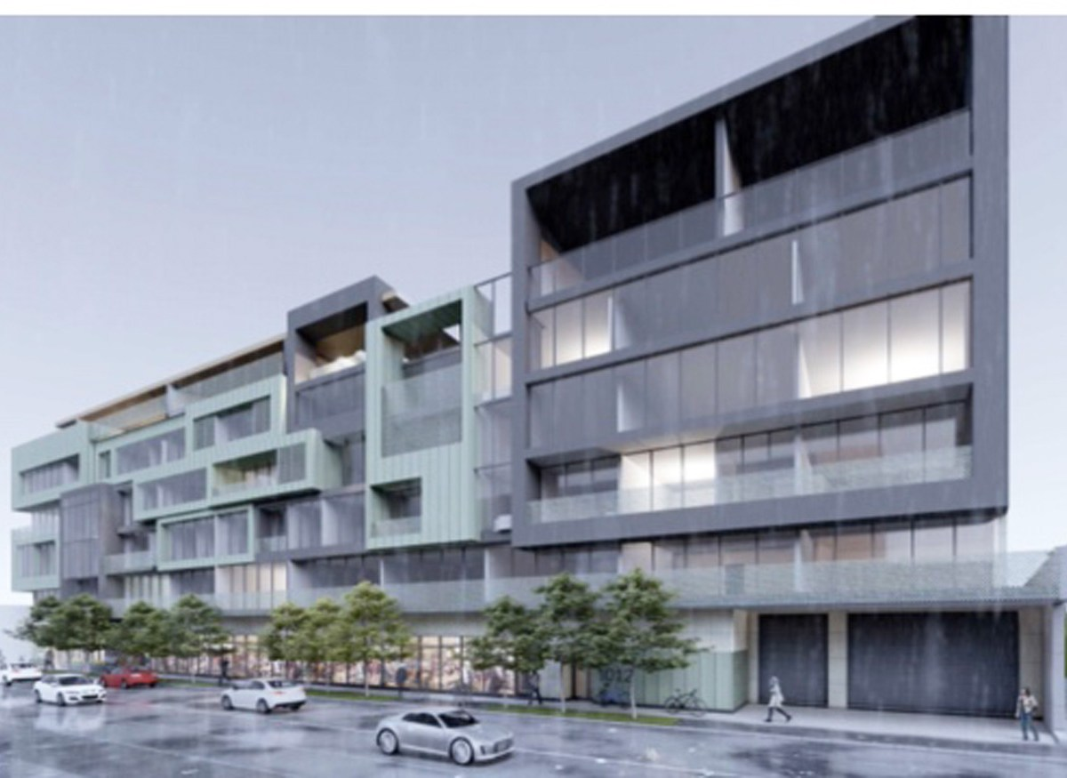 1012 Chicago Ave. rendering