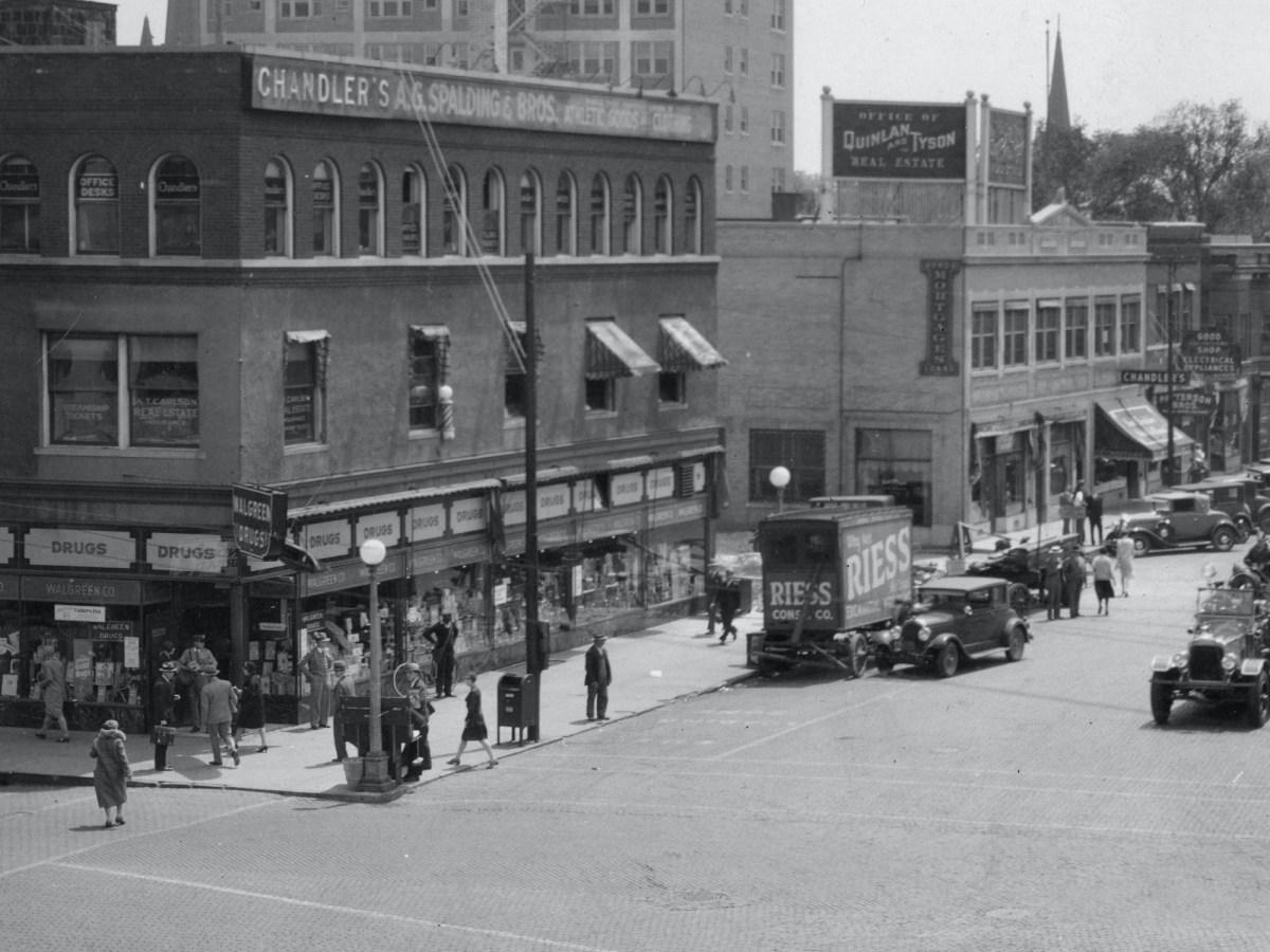 Sherman Ave. c. 1927