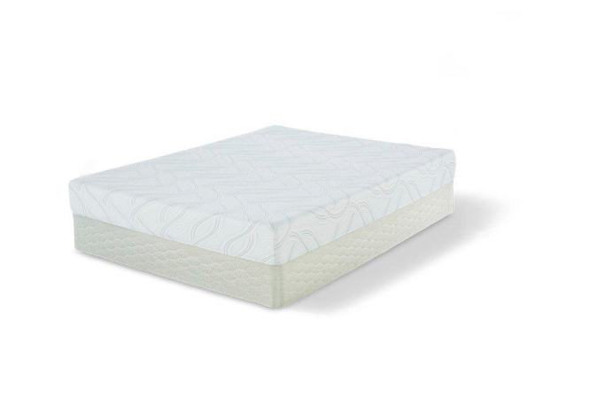 Serta Kiley Memory Foam Mattress1 700x500