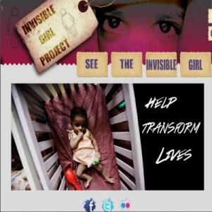 invisable-girl-website
