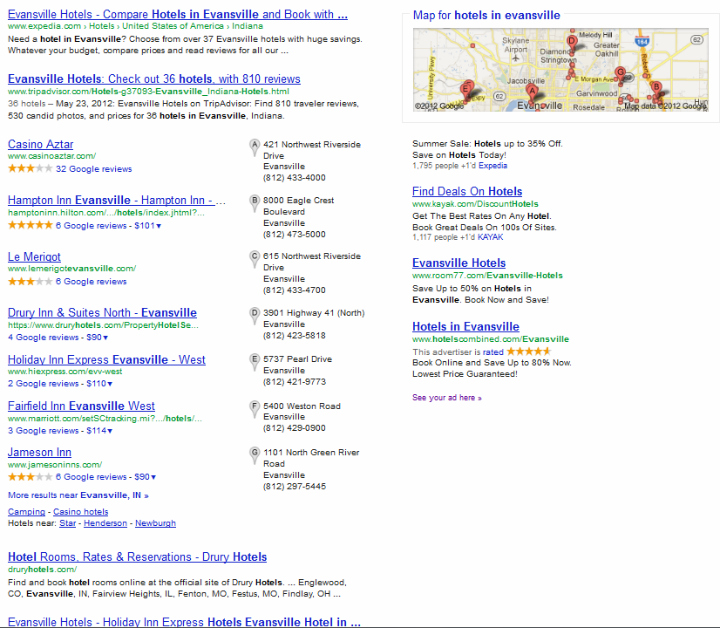 Hotels_in_Evansville-Google_Places_Results