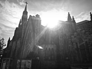 Church in Canela.