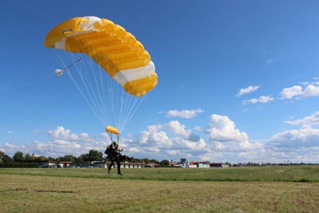 saut en parachute Montbéliard, Le Havre, Paris