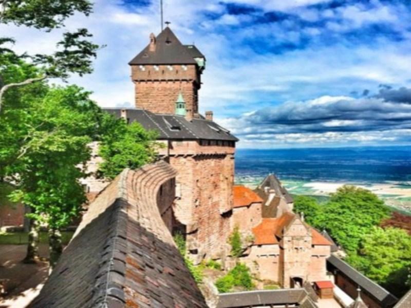 Château du Haut - Koenigsbourg