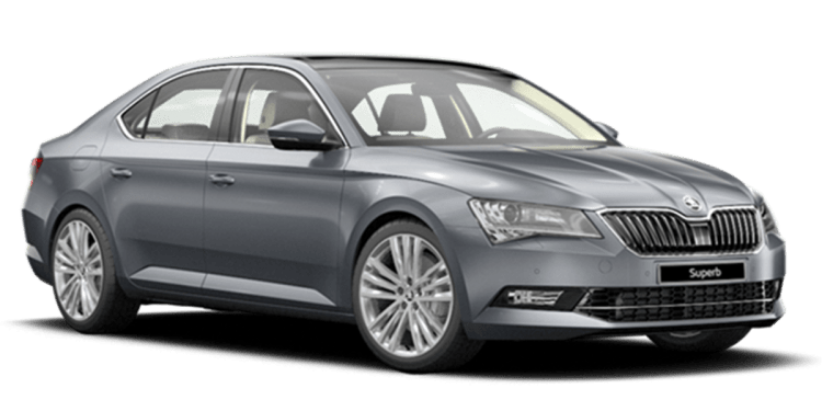 Skoda Superb -Transport professionnel - Evasion Cars - Chauffeur VTC - Transport de personnes