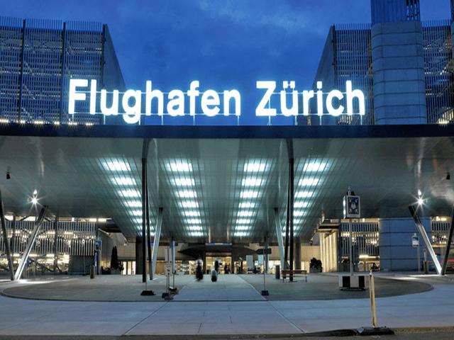 Navette aéroport Zurich / Evasion Cars