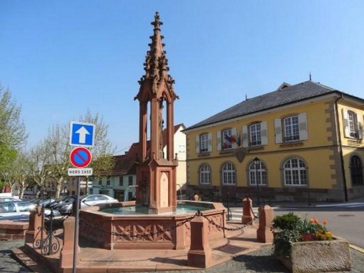 Ville de Bischhofsheim / Chauffeur VTC Bischoffsheim - Taxi