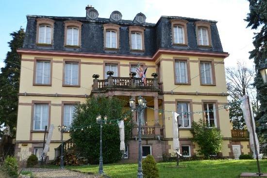 Hôtel Le Manoir / / Evasion Cars chauffeur privé / Vtc Barr