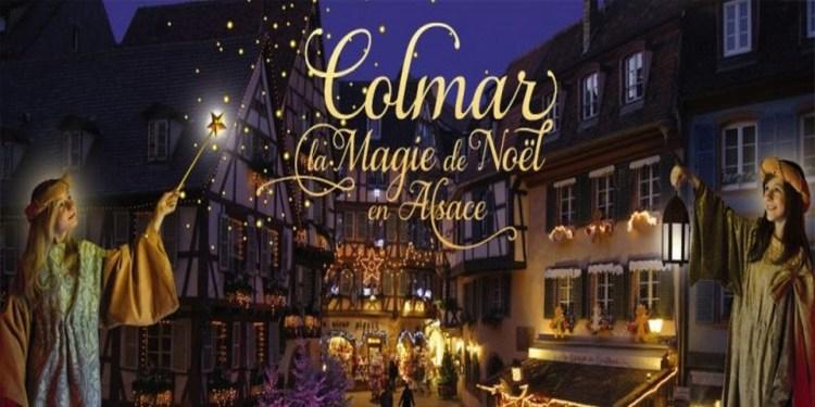 Marché de Noël De Colmar / Evasion Cars