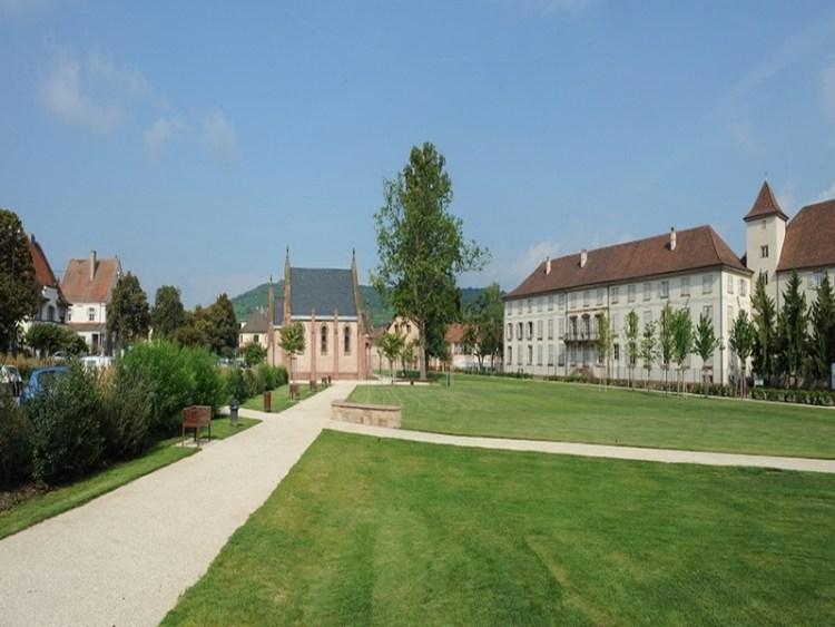 Parc des Jésuites Molsheim /  / Vtc Molsheim / Vtc Strasbourg / Chauffeur Privé