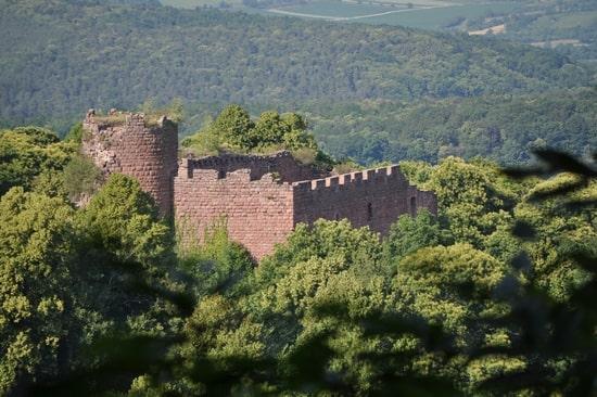 Château de Lutzelbourg / Chauffeur Privé Ottrott