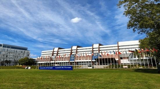 Conseil de L'Europe Strasbourg - Evasion Cars - Chauffeur VTC