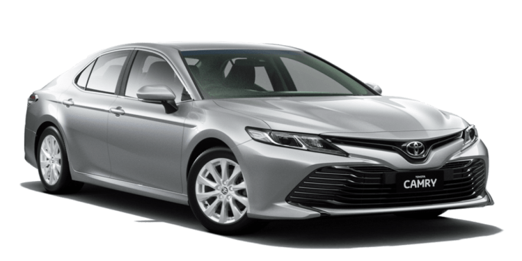 Toyota Camry Chauffeur Privé VTC Evasion Cars