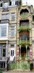 Maison Saint-Cyr - Square Ambiorix
