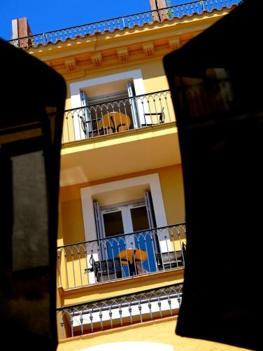 Patio Hotel La Perouse