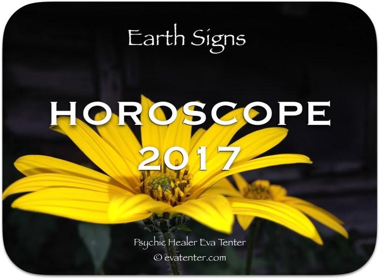 2017 horoscope earth signs
