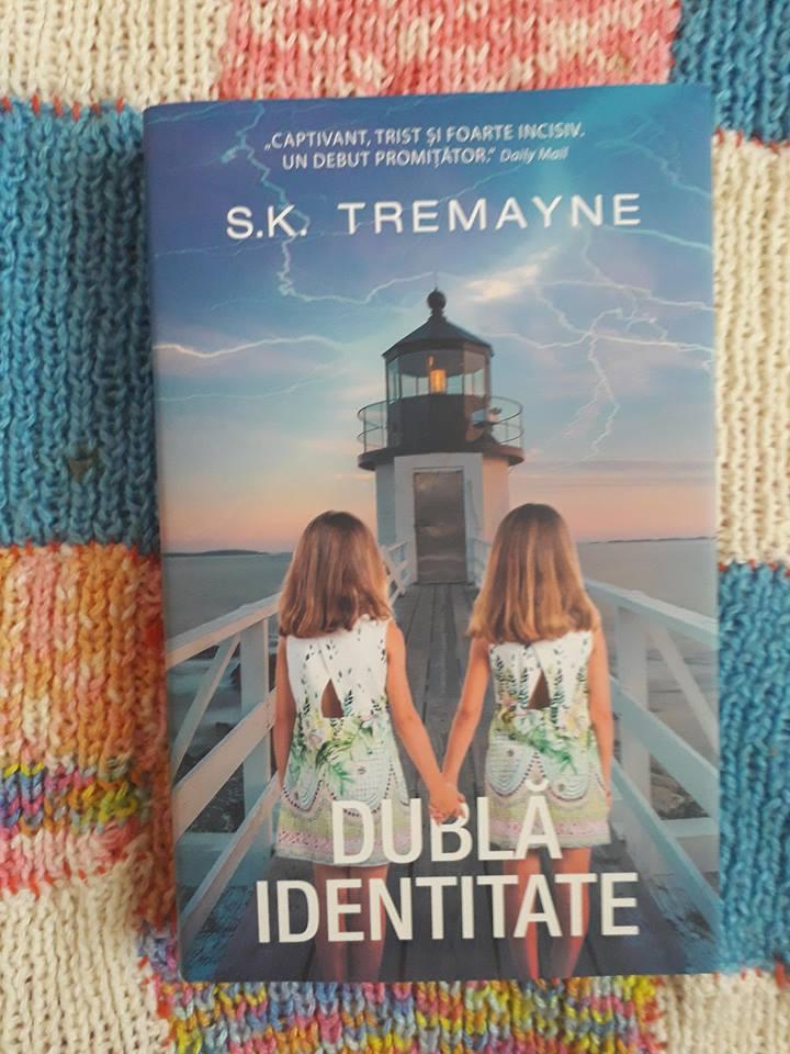 Dublă identitate – S.K. Tremayne – recenzie