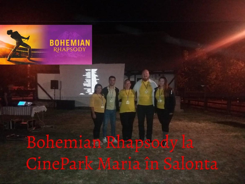 Bohemian Rhapsody la CinePark Maria în Salonta