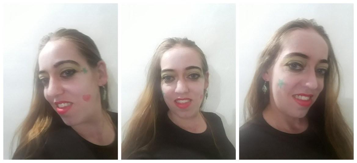 Halloween Makeup realizat cu produse de pe Notino