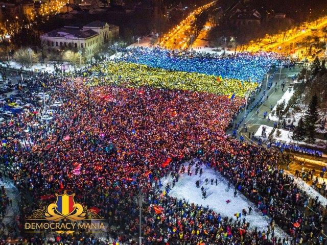 democrația în România