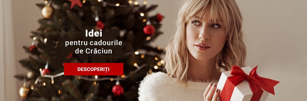 Tu de unde cumperi cadouri de Crăciun?
