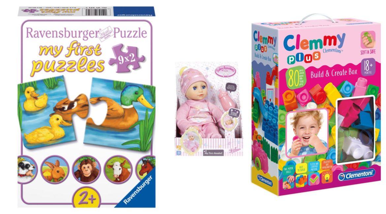 3 idei de cadouri pentru fetițe