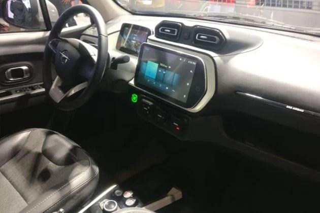 Haima Bird Electric EV1 Interior
