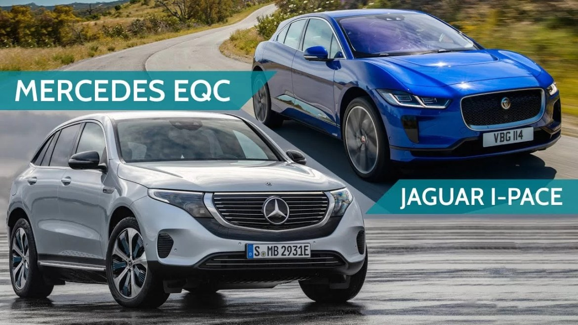 Which is Best Electric SUV – Mercedes-Benz EQC Vs Jaguar I-Pace