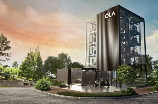 Ola Electric All Set With Its Hypercharger Network India