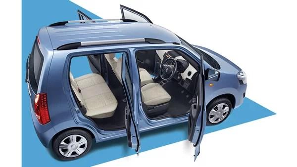 Maruti WagonR EV Interior Features