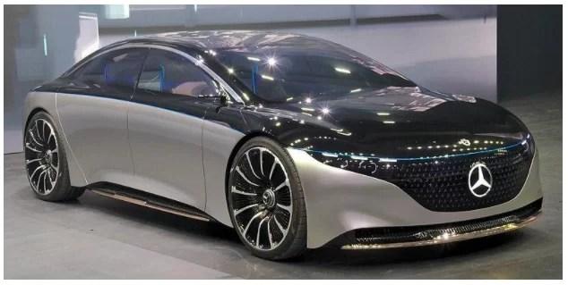 Mercedes Benz EQS Review