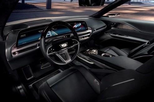 Cadillac Celestiq Interior