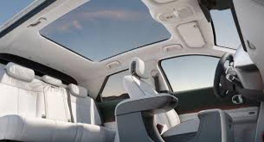 Hyundai Ioniq 5 Interior Design