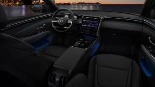 Hyundai Tucson Phev Interior