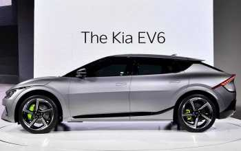 Kia EV6 Launch