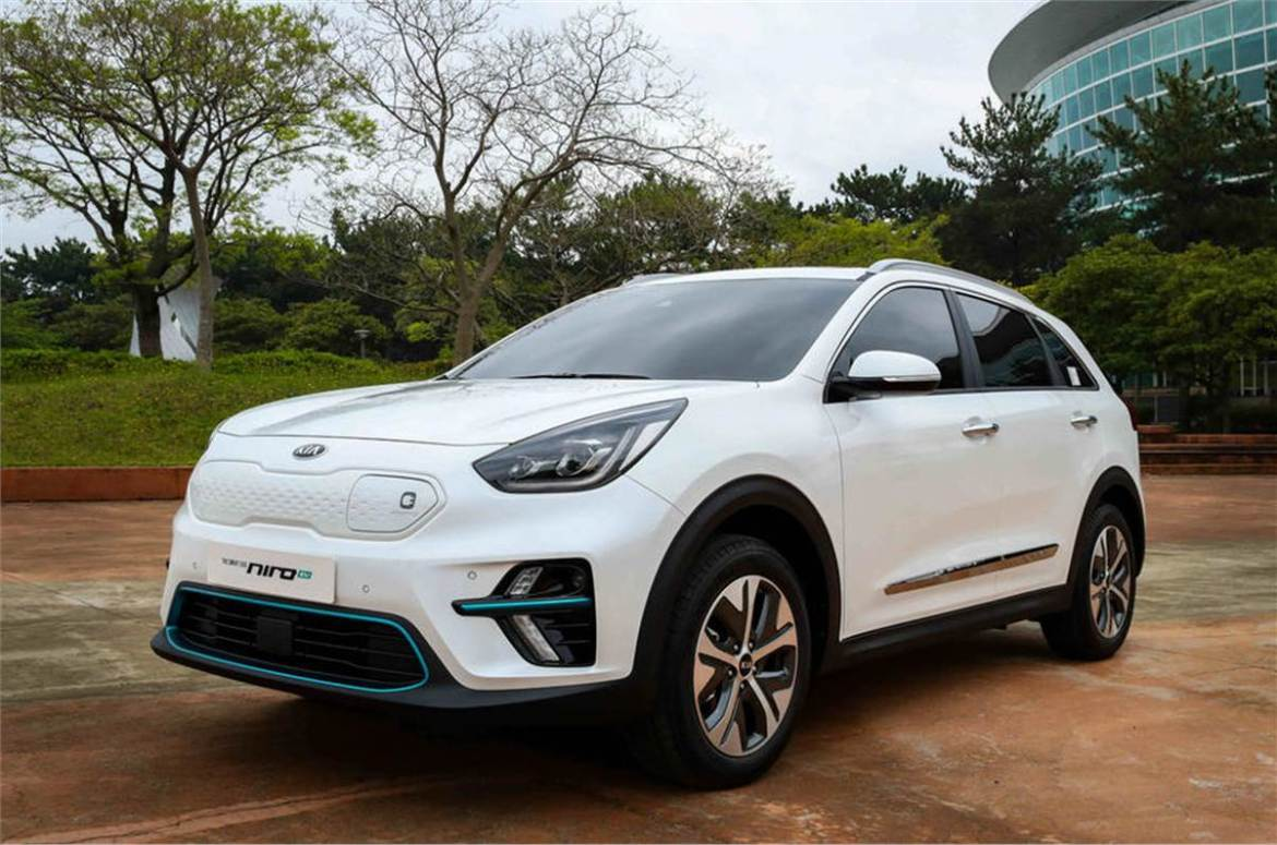 Kia Niro EV Review –  Features, Specifications & Price Details