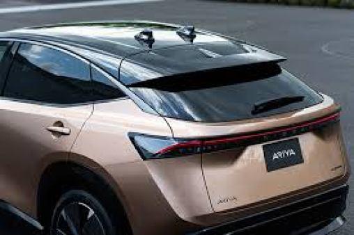 Nissan Ariya View
