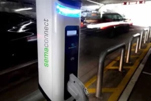 SemaConnect - EV Charging Technology