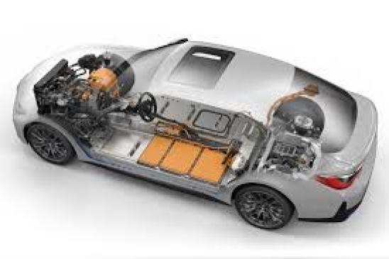 bmw i4 edrive 40 Engine Performance Range