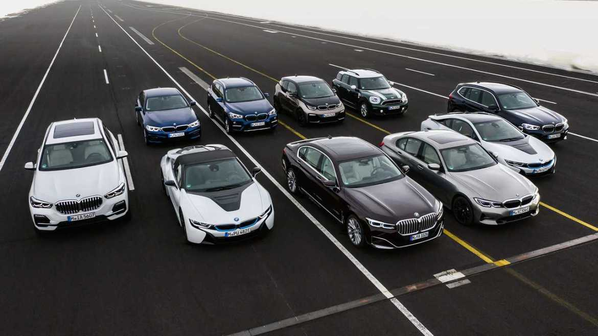 EV Trend In Catch: BMW Seems To Have Lagged Behind